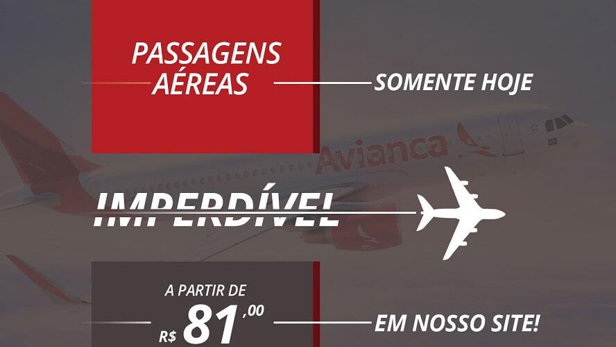 Cupom Passagem Aérea