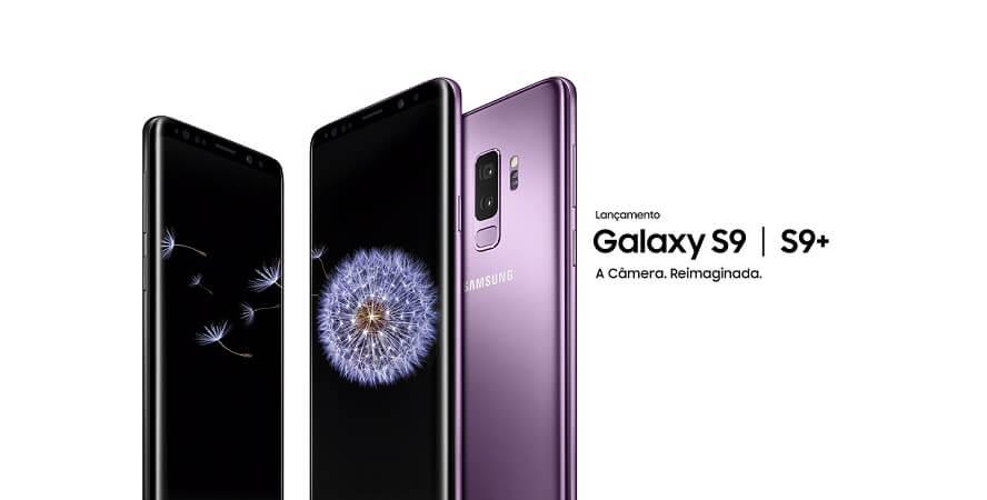 Cupom Samsung Galaxy S9