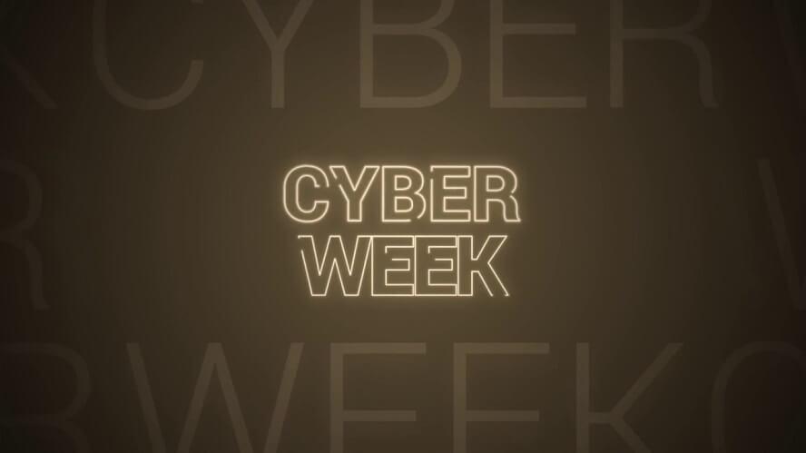Cupom Cyber Week