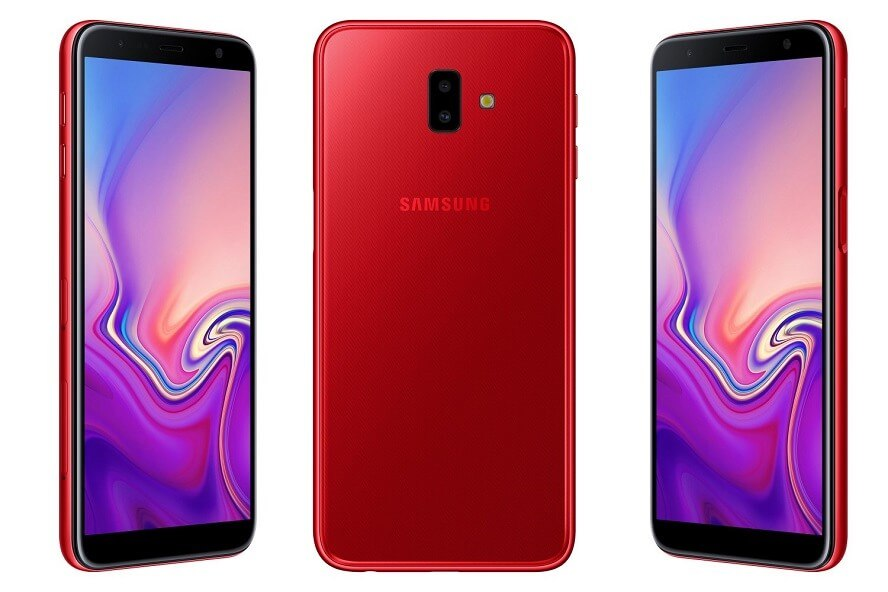 Cupom Samsung Galaxy J6 Plus