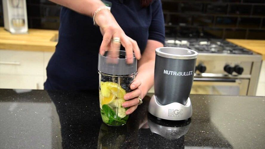 Extrataindo Nutrientes com Nutribullet