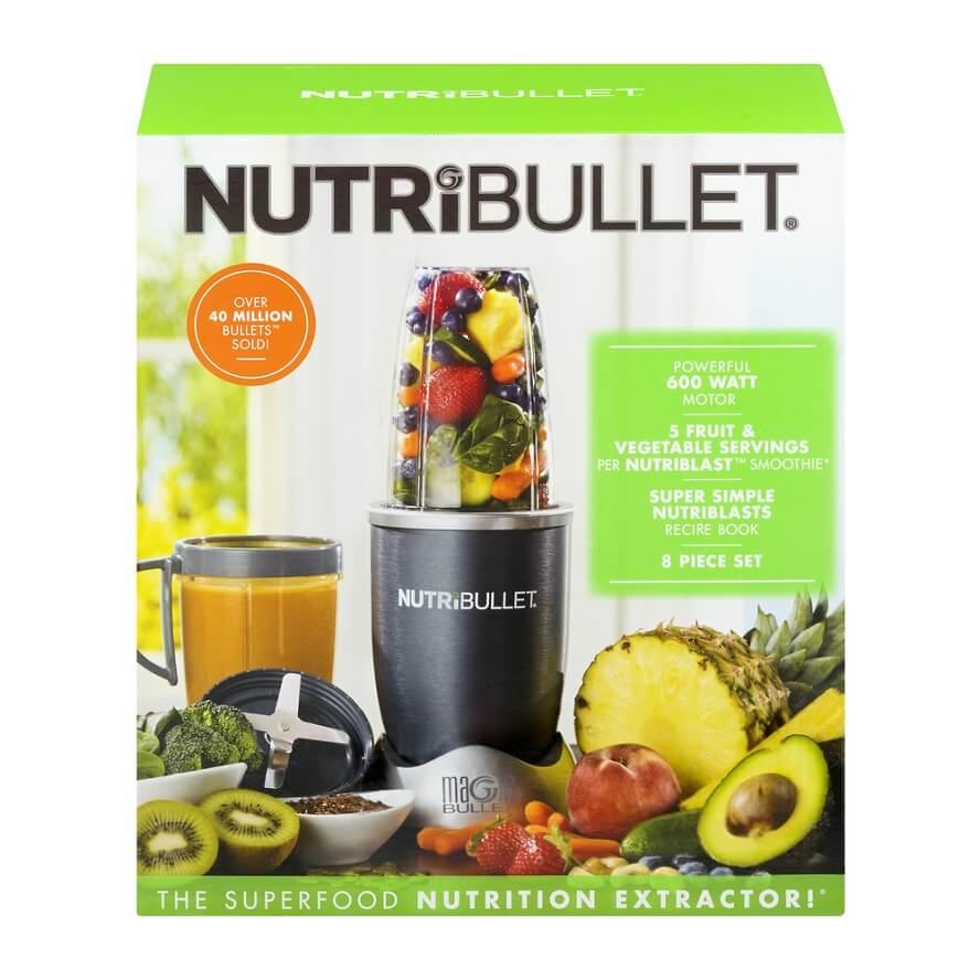 Embalagem Nutribullet