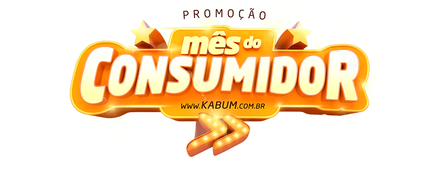 Cupom KaBuM Mês do Consumidor