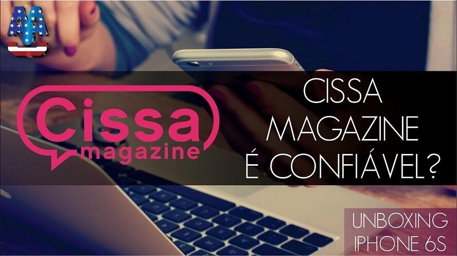 Cissa Magazine é Confiavel?