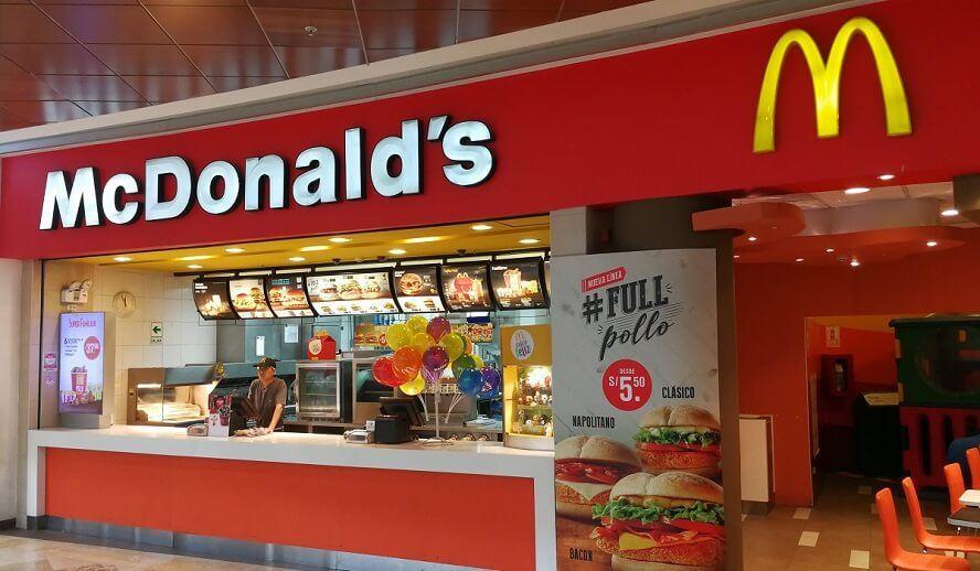 Ofertas McDonald's
