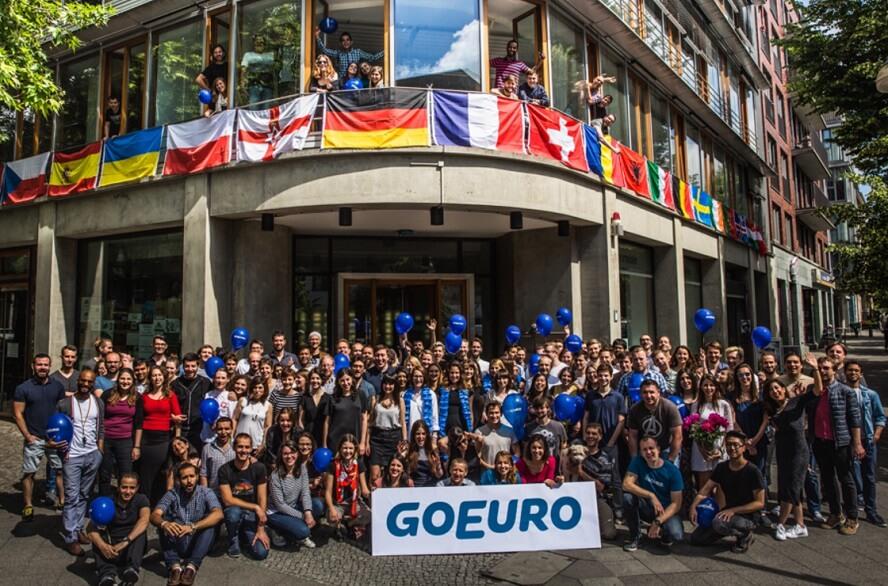 Código promocional Go Euro