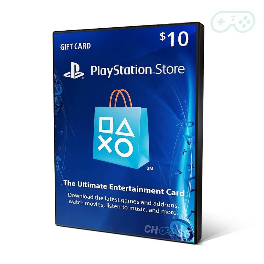Gift Card PlayStation Network