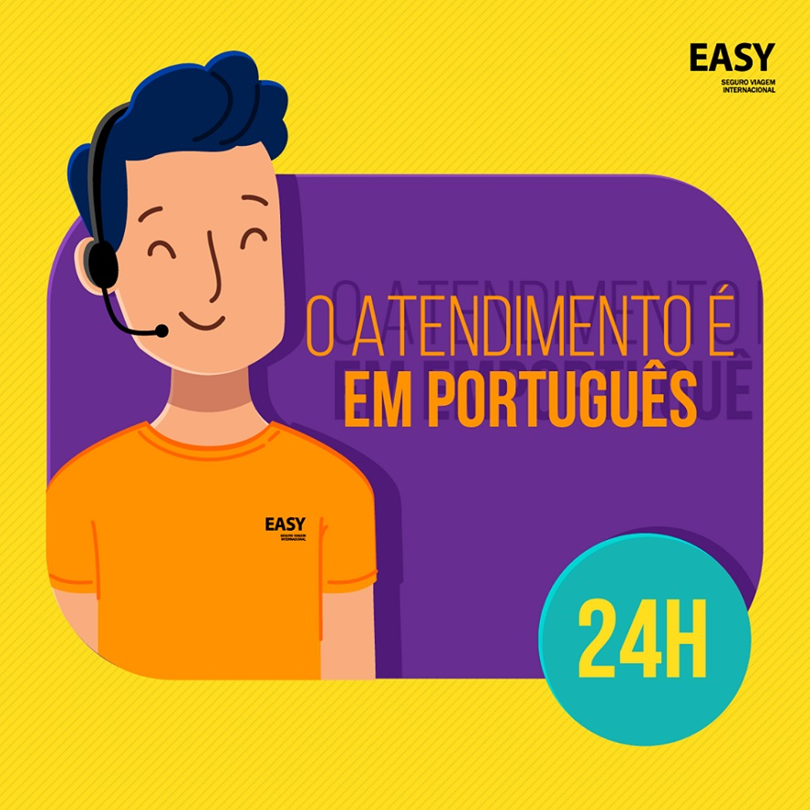 Promocode Easy Seguro Viagem