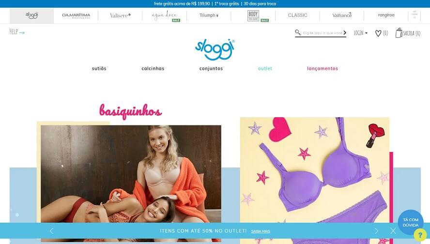 Promocode Sloggi