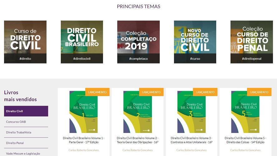 Voucher Editora do Direito