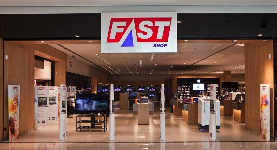 Voucher Fast Shop