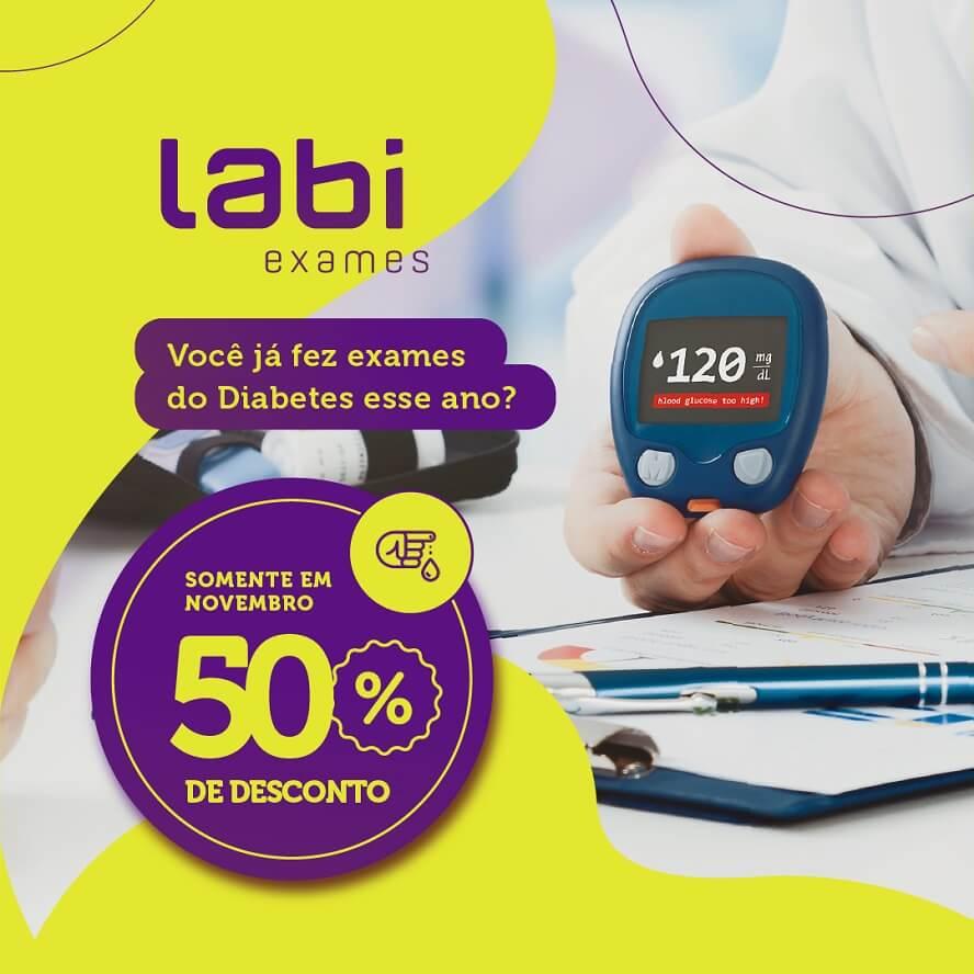 Código Promocional Labi Exames
