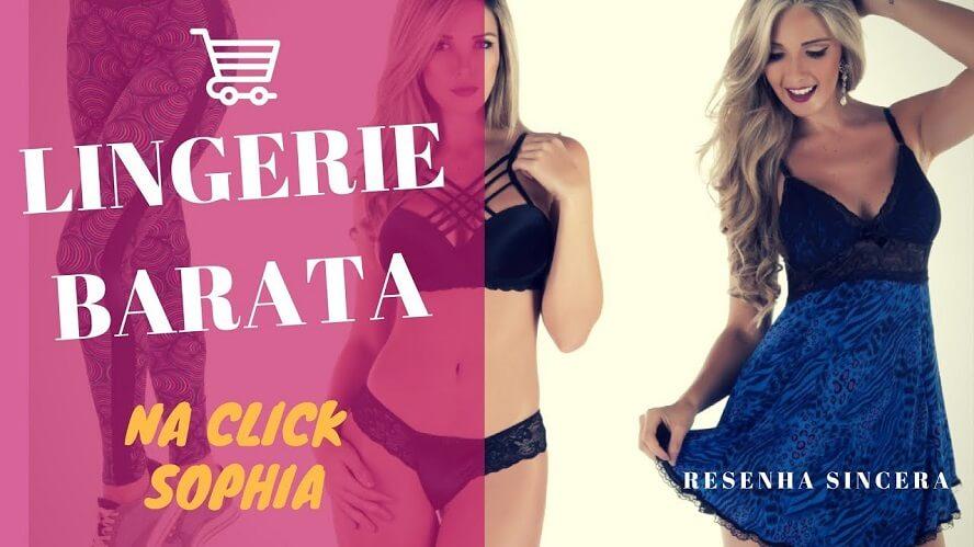Código Promocional Click Sophia