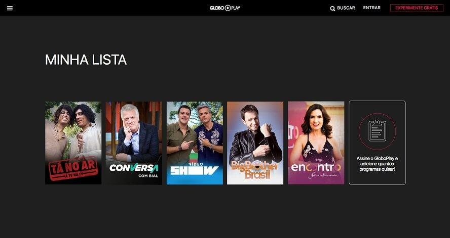 Código Promocional Globo Play