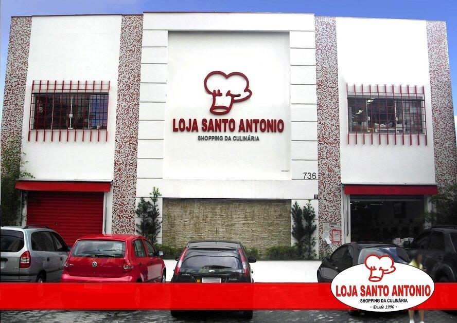 Código Promocional Loja Santo Antônio