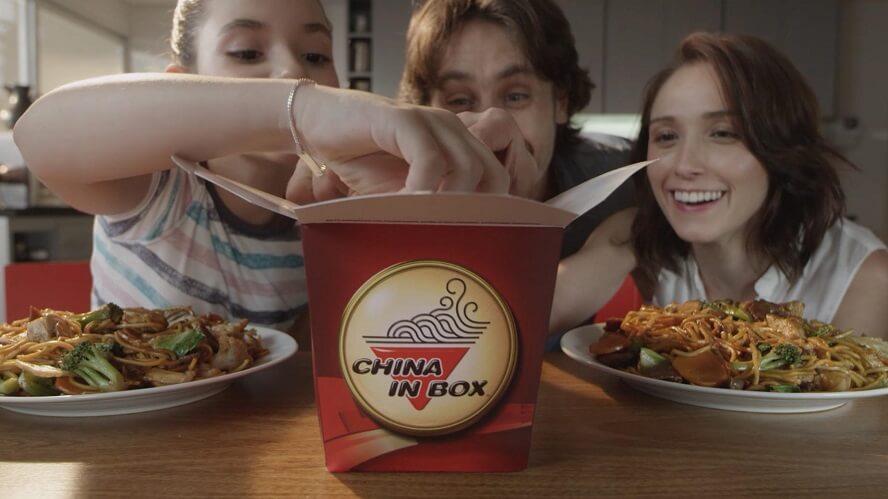 Cupom de Desconto China In Box