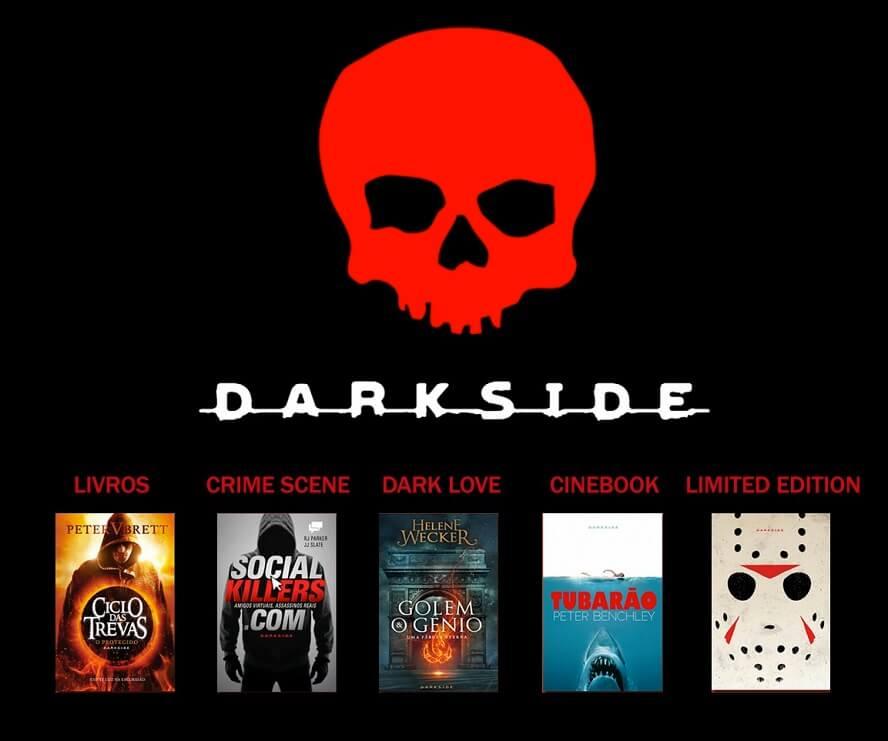 Cupom de desconto Darkside Books