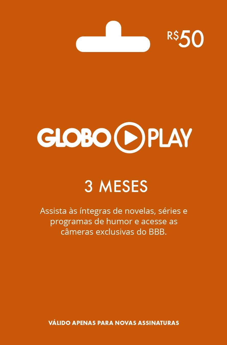 Promocode Globo Play