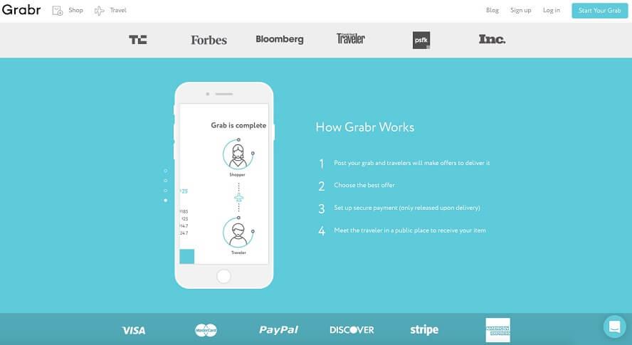 Promocode Grabr