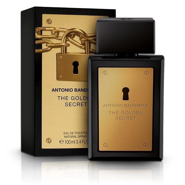 The Golden Secret – Antonio Banderas