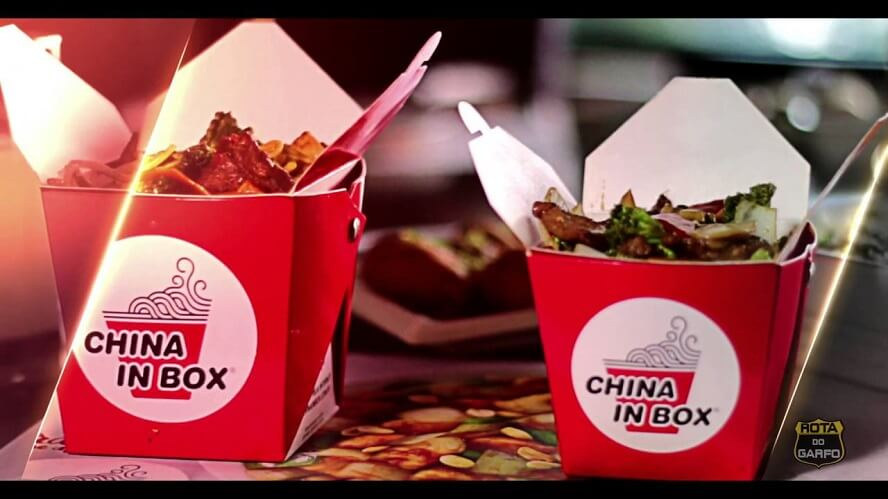 Voucher China in Box