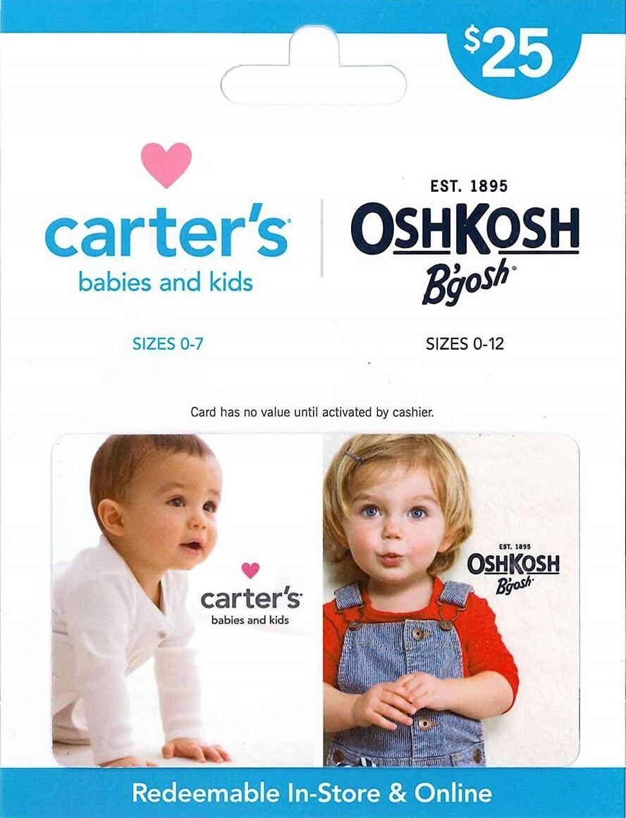Código Promocional Carter's