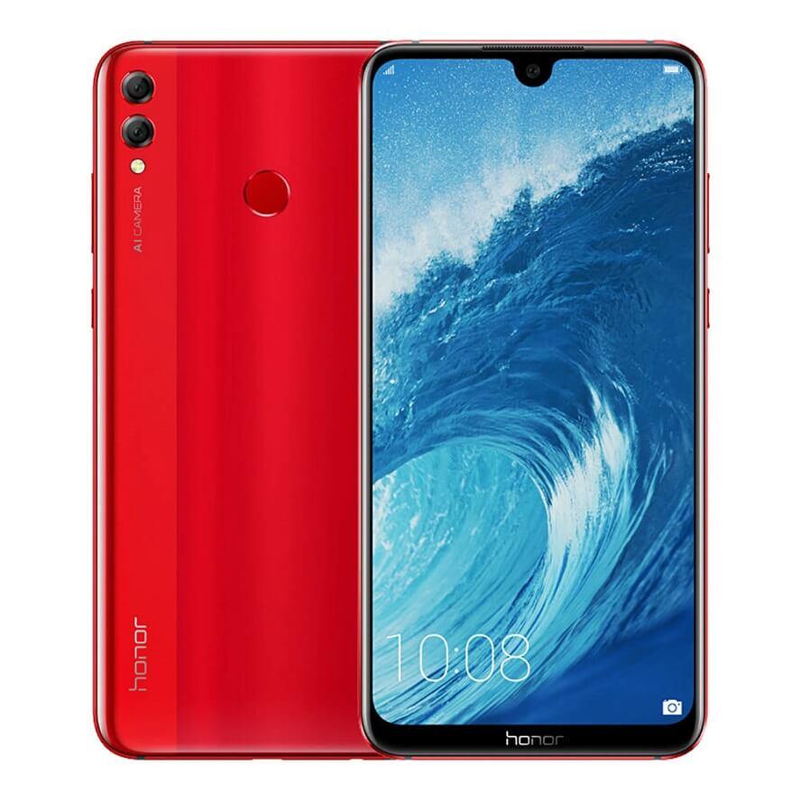 Código Promocional Huawei Honor 8X