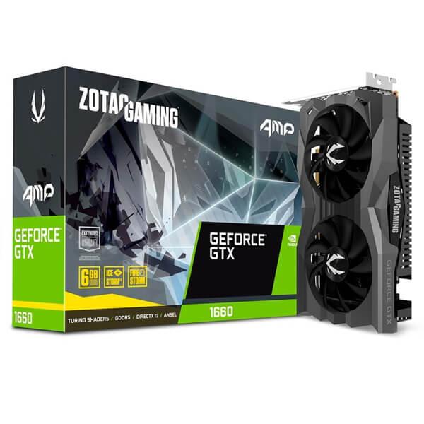 Zotac GTX 1660 AMP! Edition