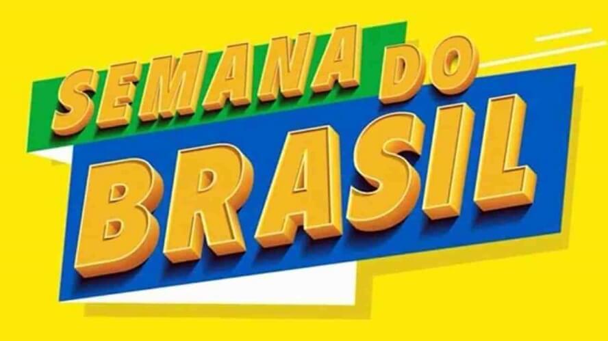 Cupom Semana do Brasil