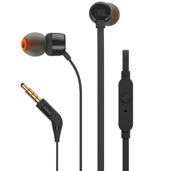 Fone de Ouvido In-ear JBL T110