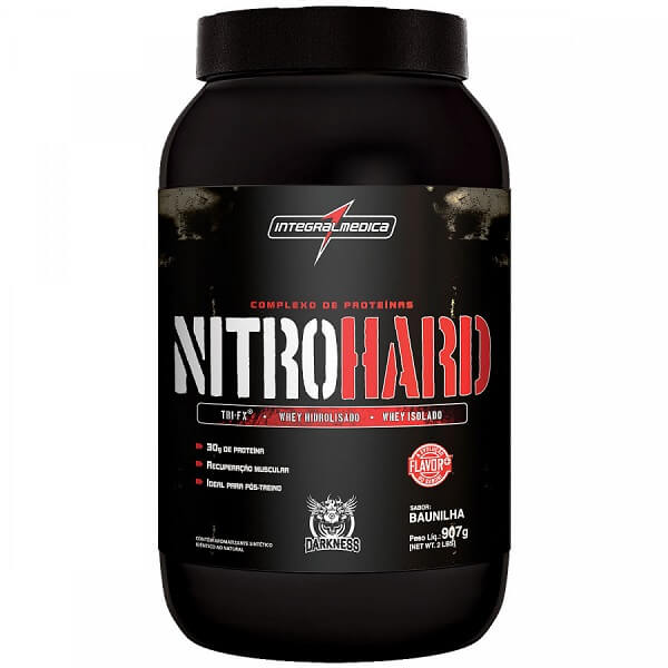 Nitro Hard Darkness Integralmédica