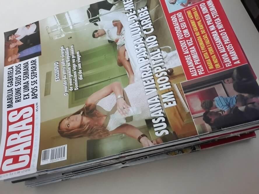 Promocode Revista Caras