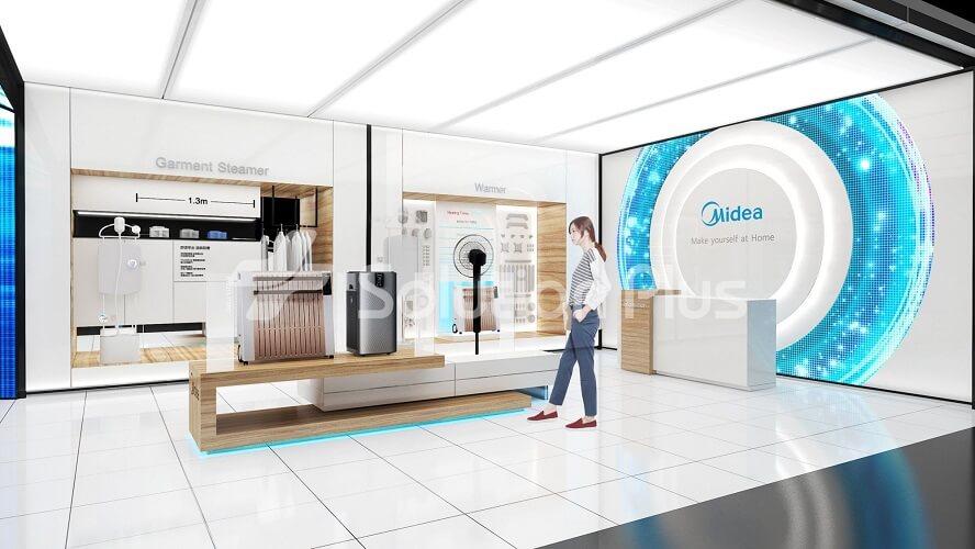 Voucher Midea Store
