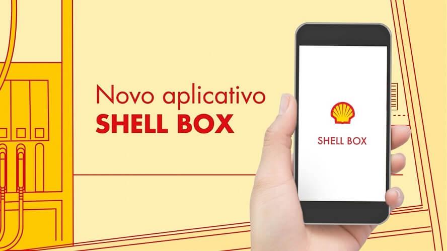 Cupom de desconto Shell Box