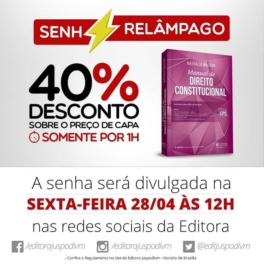 Promocode Editora Juspodvim