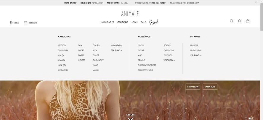 Código Promocional Animale