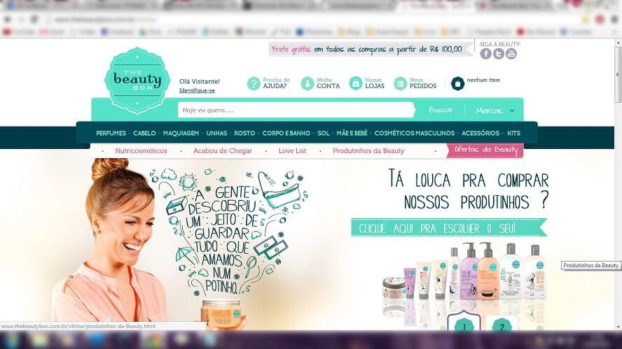Código Promocional BeautyBox