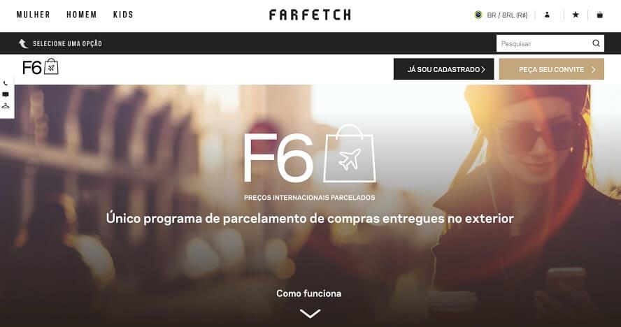 Código Promocional Farfetch