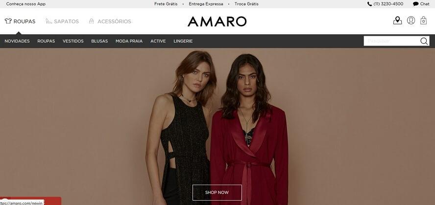 Promocode Amaro