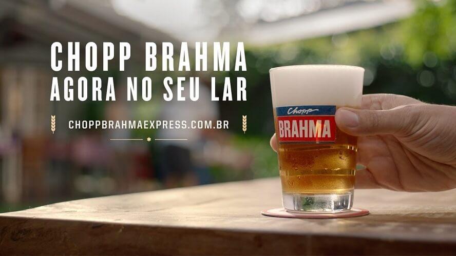 Cupom de desconto Chopp Brahma Express