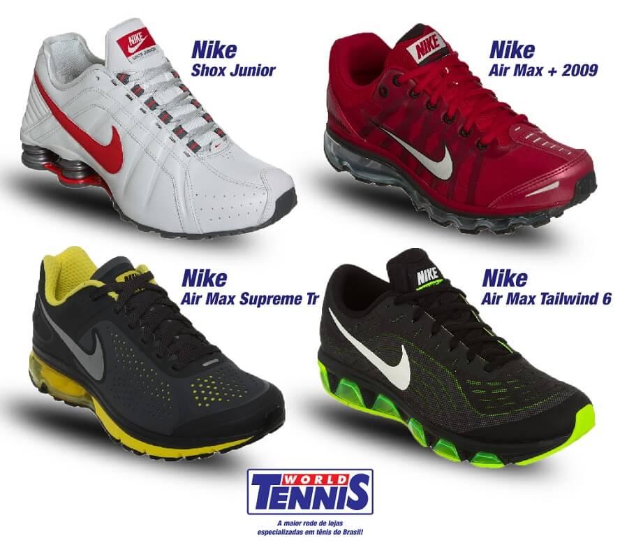 Cupom de desconto World Tennis
