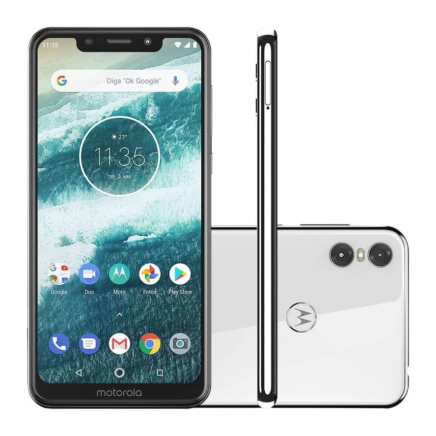 Cupom Motorola One