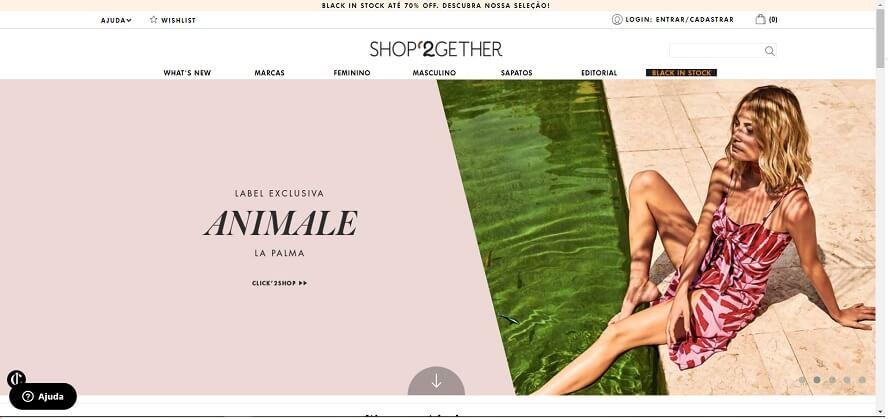Código Promocional Shop2gether