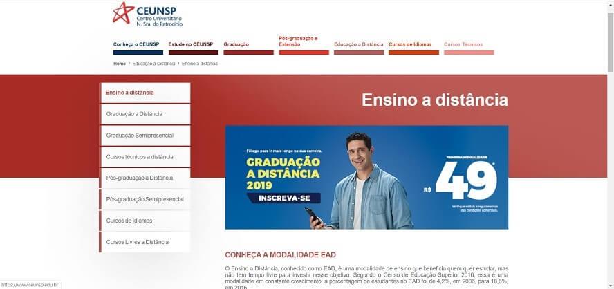 Promocode Ceunsp