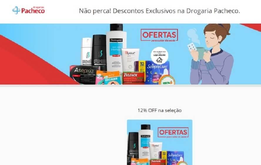 Promocode Drograria Pacheco