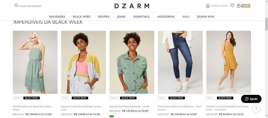 Promocode Dzarm