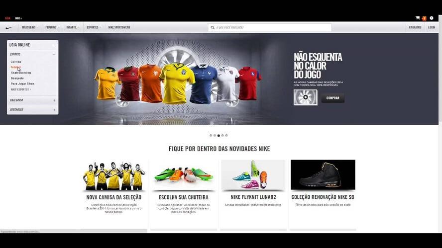 Promocode Nike