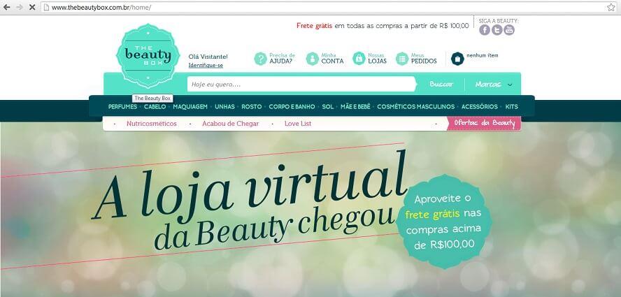 Voucher BeautyBox
