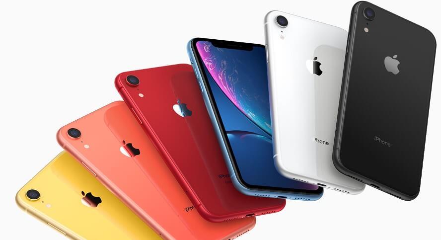 Voucher iPhone XR