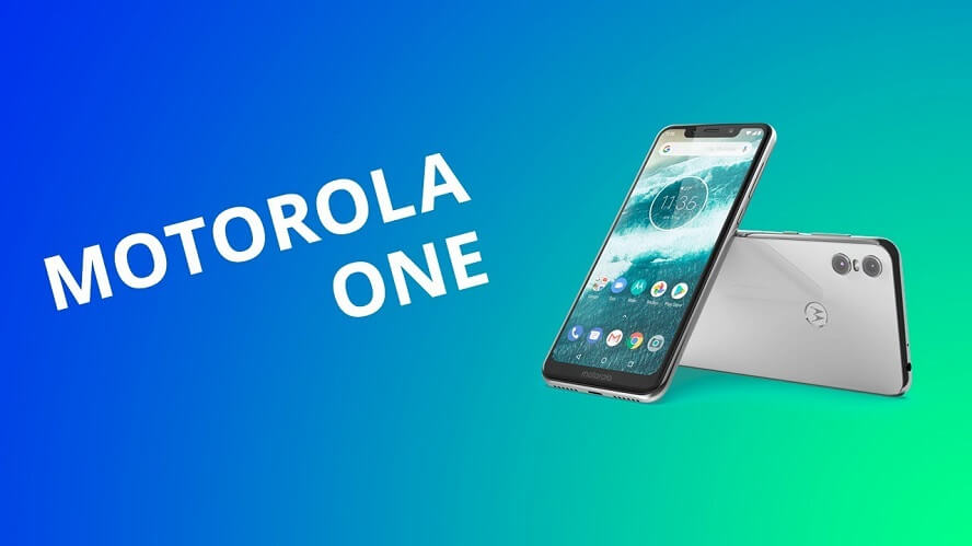 Voucher Motorola One
